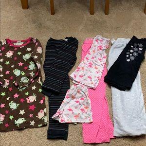 Girls size 10-12 PJs